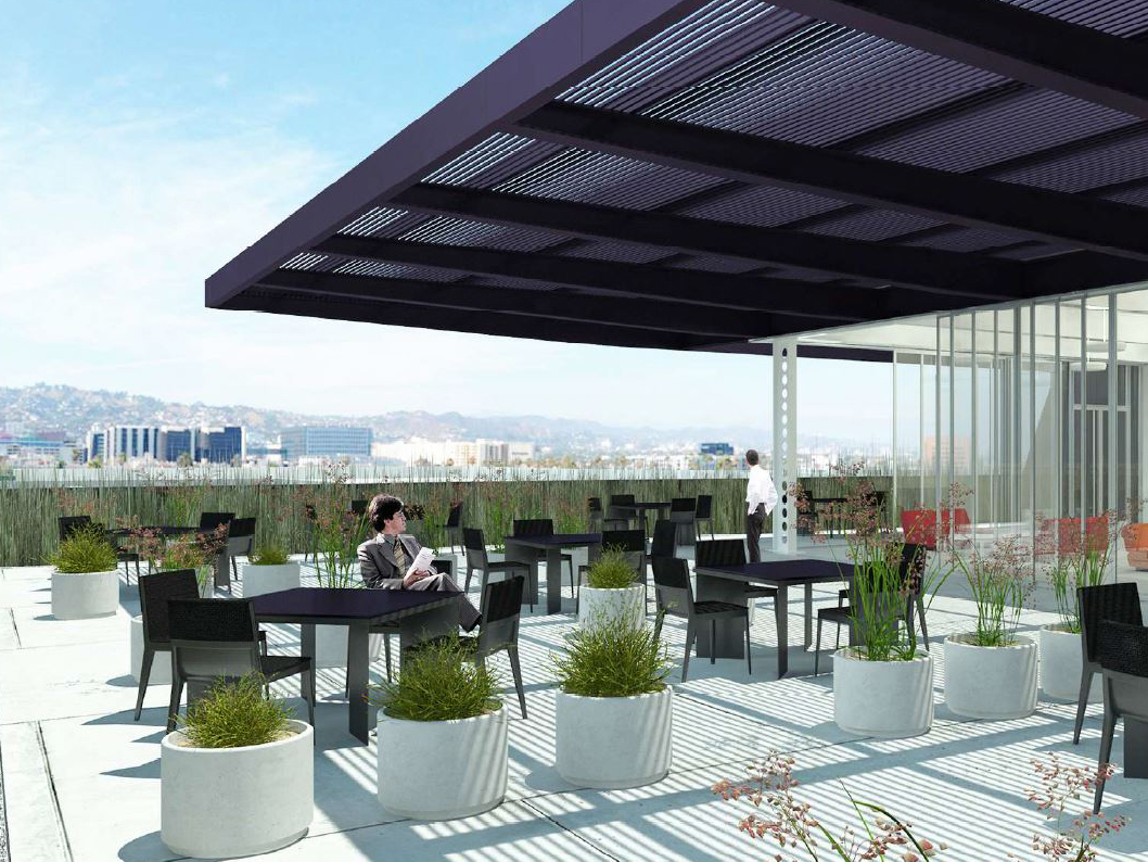 9000 Wilshire Rooftop Terrace Small