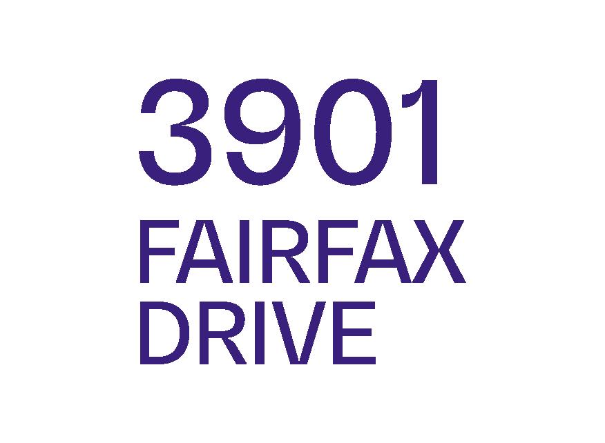 3901 Fairfax Drive Logo