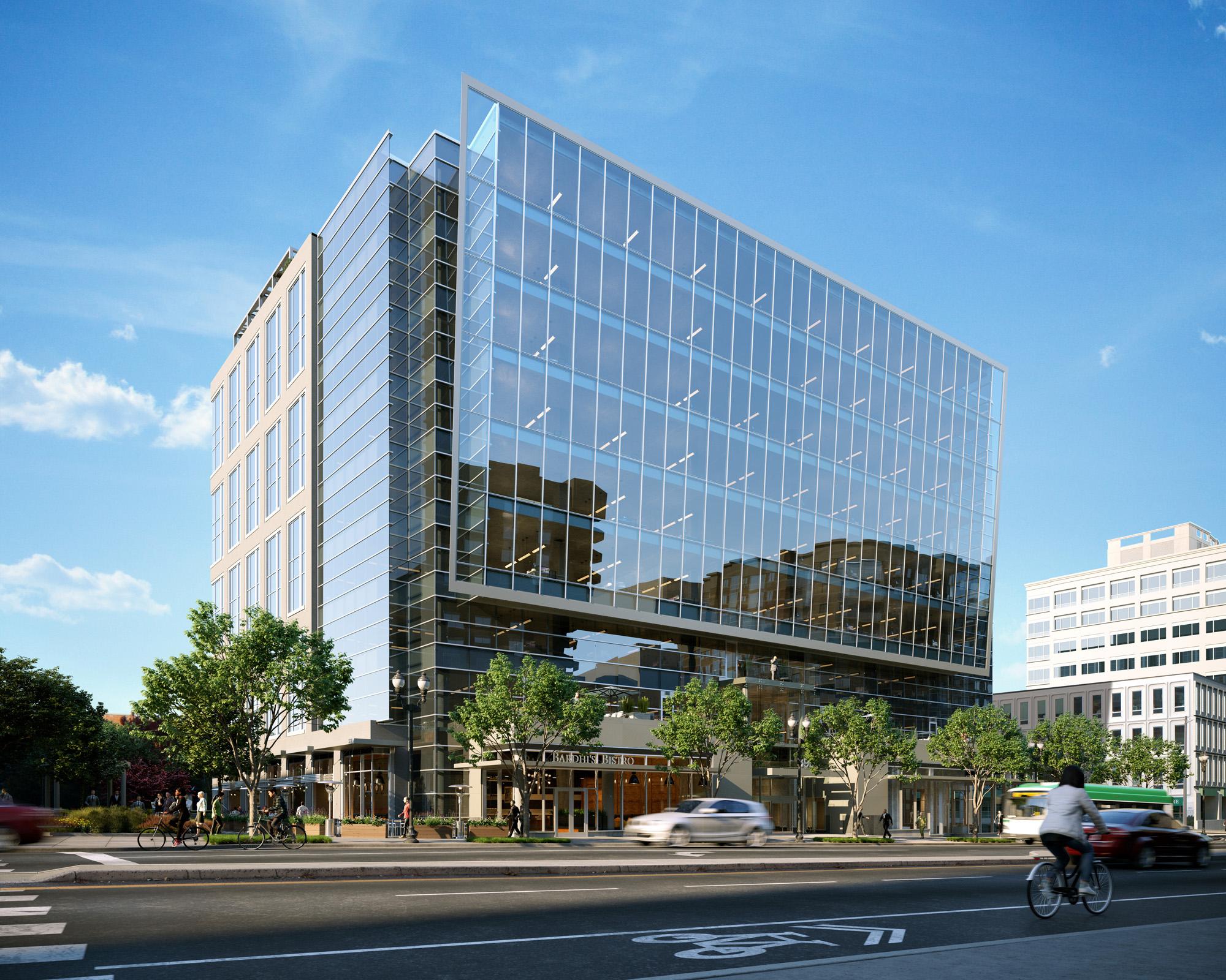 3901 Fairfax Drive Full building