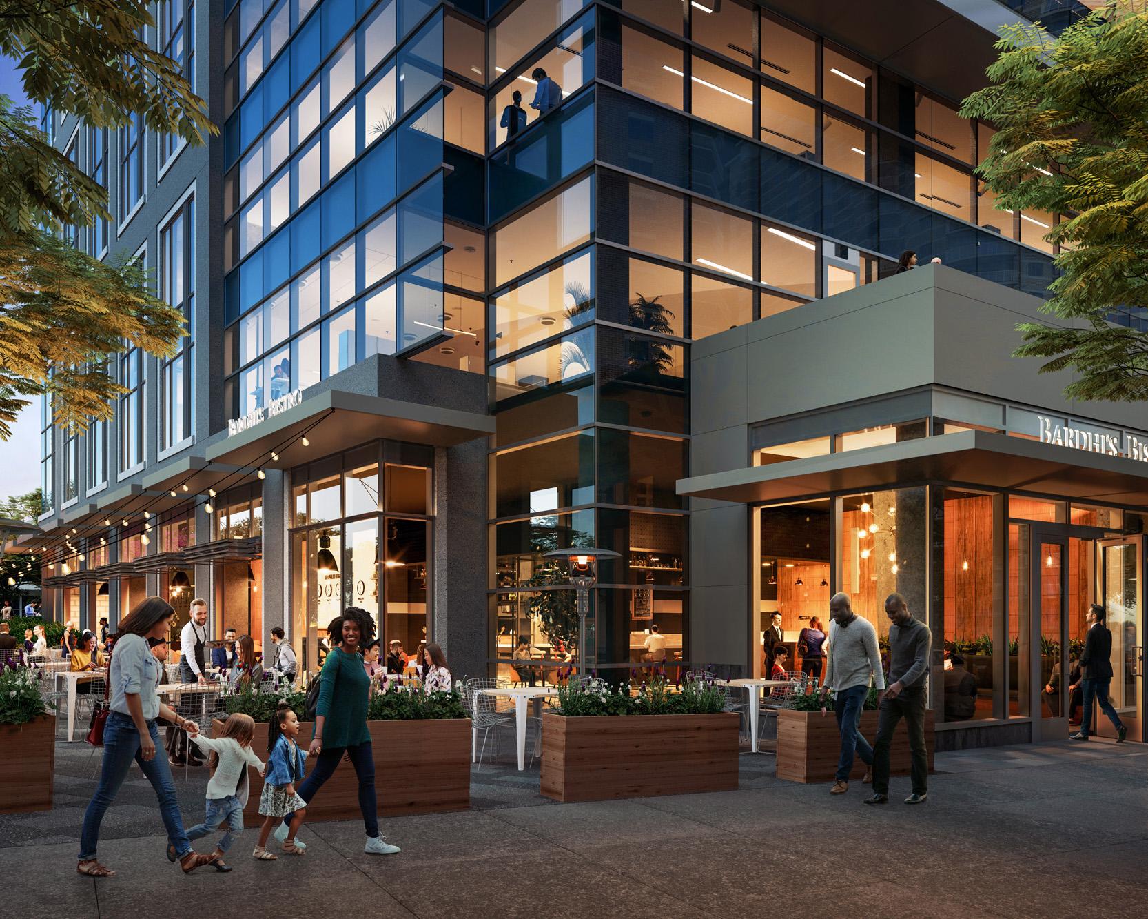 3901 Fairfax Drive Retail