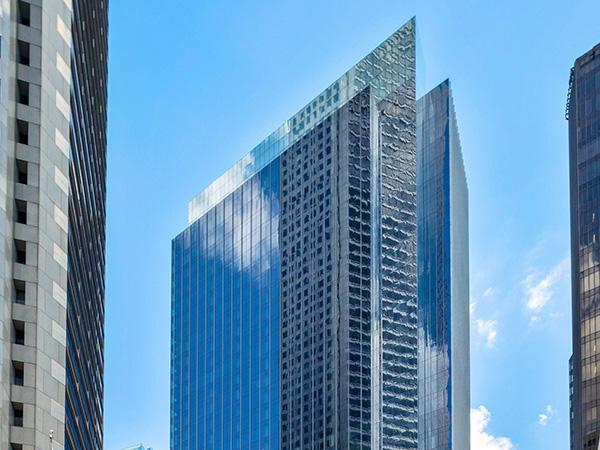 Bank of America Tower Social Media
