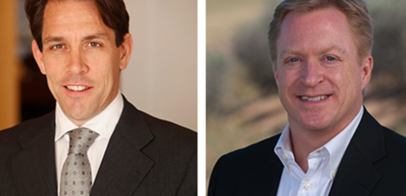 Richard Kennedy, New USA Building President & CEO and Paul Hewins, New Metro NY COO