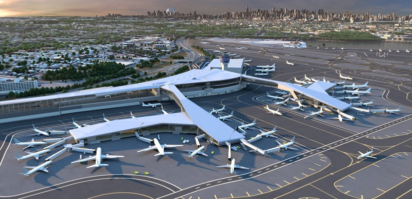 Renderings credit LaGuardia Gateway Partners