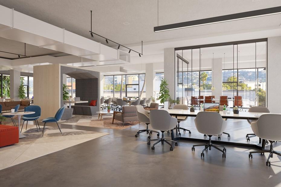 9000 Wilshire - Office 2nd Floor