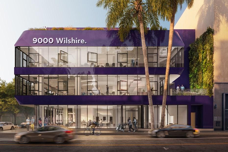 9000 Wilshire - Street View
