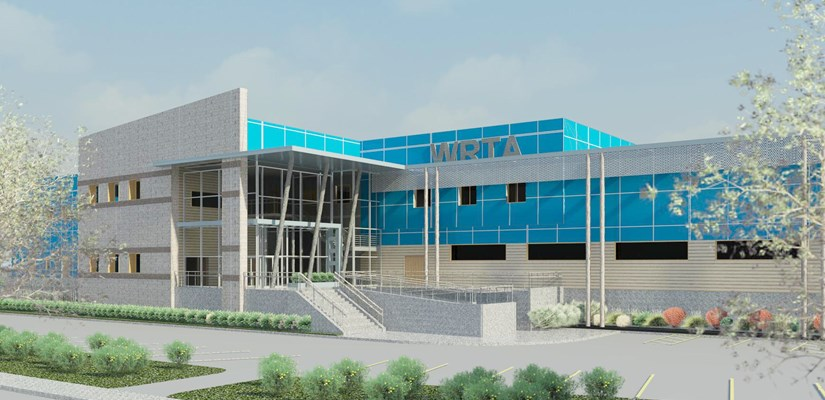 Skanska will construct the new Maintenance and Operations Facility.