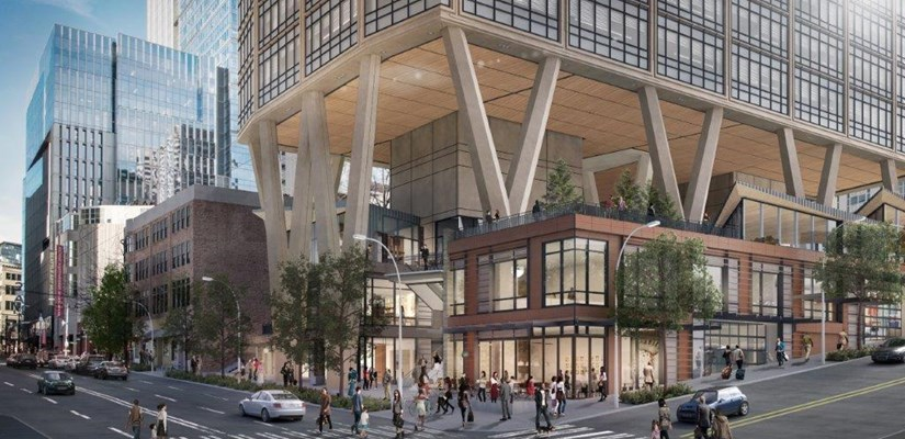 Skanska Signs Major Lease at 2+U Development in Seattle