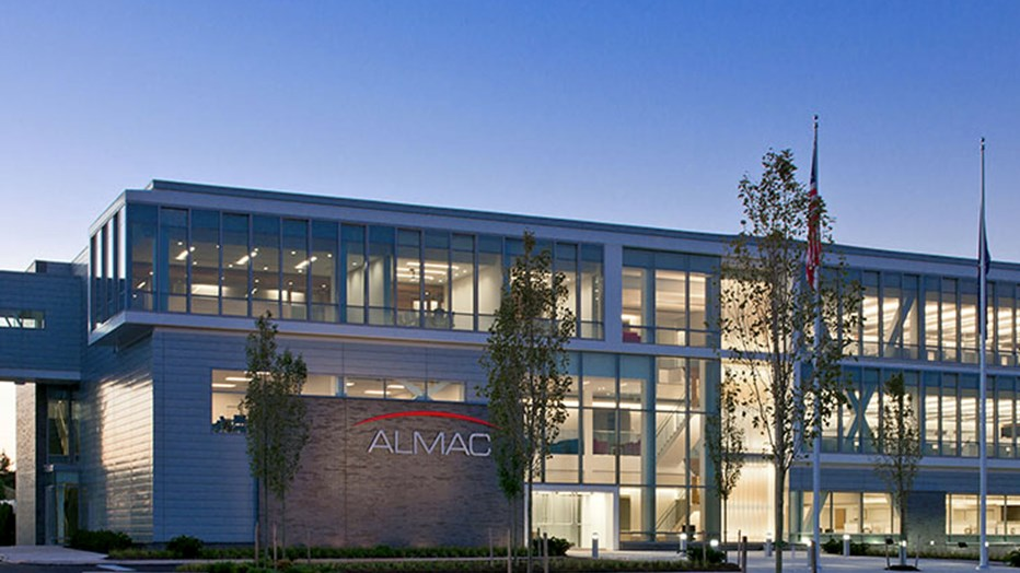 Almac Group North American Headquarters