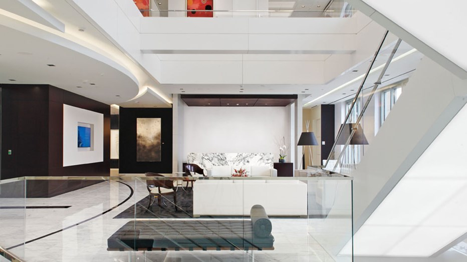 Alston & Bird, Atlanta Office Renovations (Gabriel Benzur Photography)
