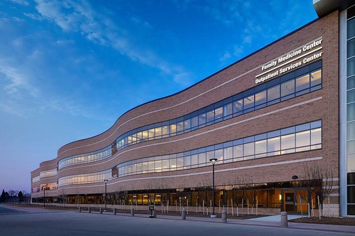 Beaumont Health Troy Campus Master Plan Www Usa Skanska Com