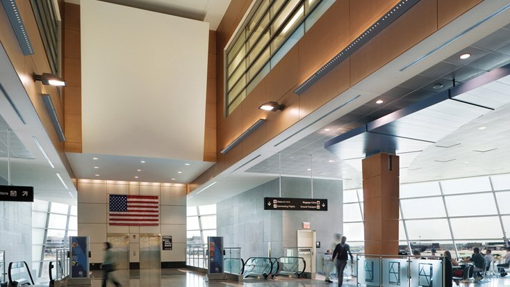 Boston logan delta terminal
