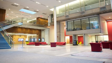 Boston University, Sumner M. Redstone Building & Law Tower Renovation