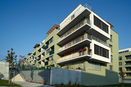 Botanica Residential Quarter - III. phase Apartment buildings