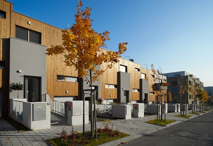 Botanica Residential Quarter - IV. phase Family houses