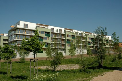 Botanica Residential Quarter - II. phase Apartment buildings