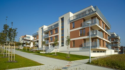 Botanica Residential Quarter - IV. phase Apartment buildings