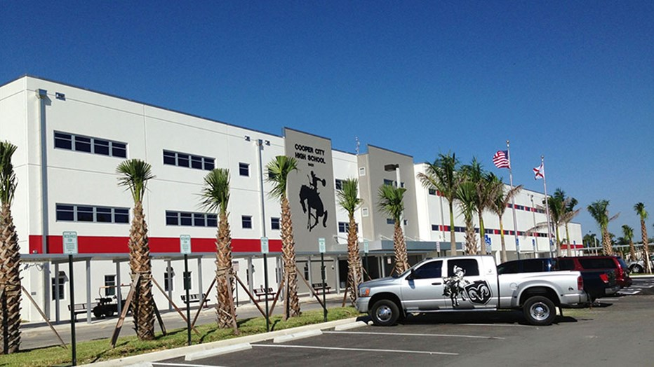 Skanska partnered with Broward County Public Schools to deliver this education and child care space.