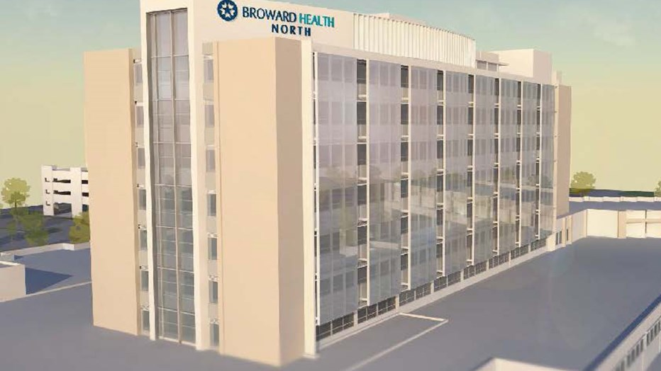 Broward Health North Capital Improvements
