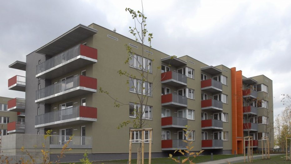 Chodovec City Apartment Houses