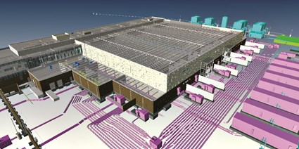 eBay Mega Data Center VDC/BIM
