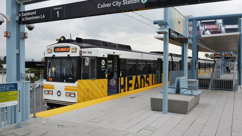 Exposition Light Rail Transit Phase 2 Design/Build Project