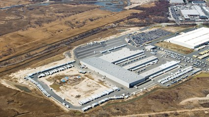 FedEx Ground Woodbridge HUB Expansion