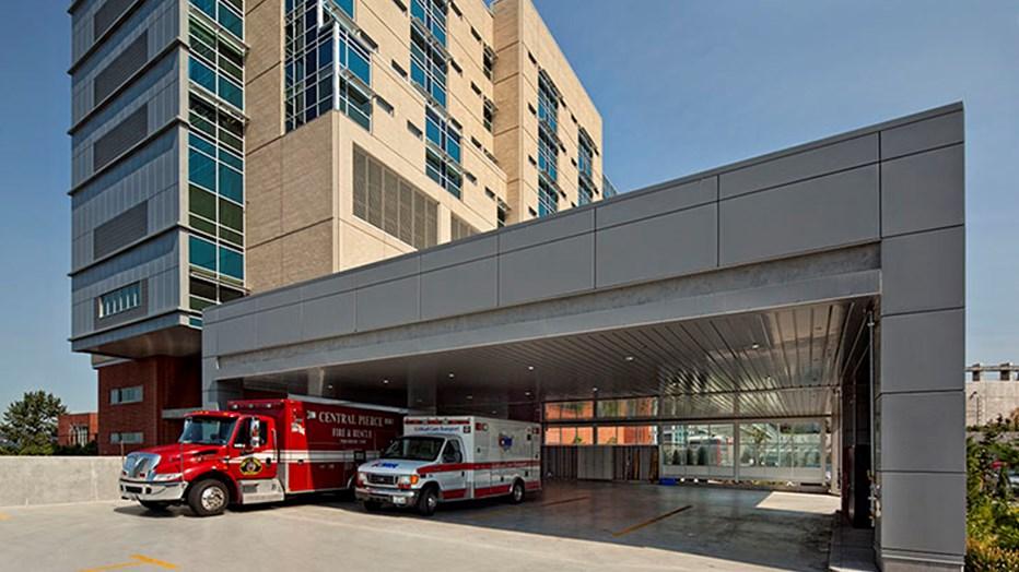 Good Samaritan Hospital, Dally Tower | www usa skanska com
