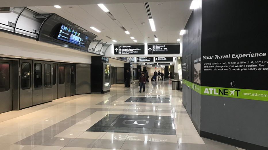 The City of Atlanta wants a fresh and modern look in the Hartsfield-Jackson International Airport that involves upgrading and modernizing Concourses T, C and D and the AGT Stations and Tunnels. Once completed, this project will unify both Terminals and enhance user experience and service throughout the airport.
