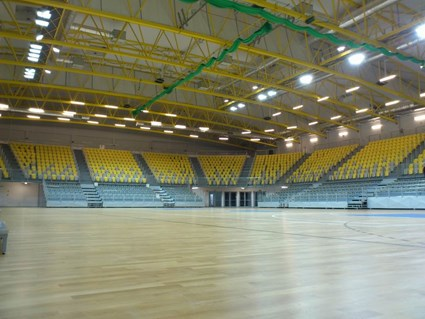 Indoor sports and entertainment arena in Koszalin