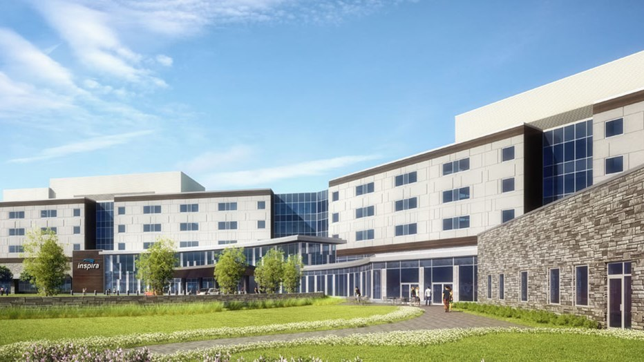 Inspira Health wanted to construct a new state-of-the-art hospital to replace their current Woodbury facility. Working in an Integrated Project Delivery (IPD) approach, Skanska, Inspira Health Network, Array Architects and Leach Wallace Associates are currently completing the hospital's design.