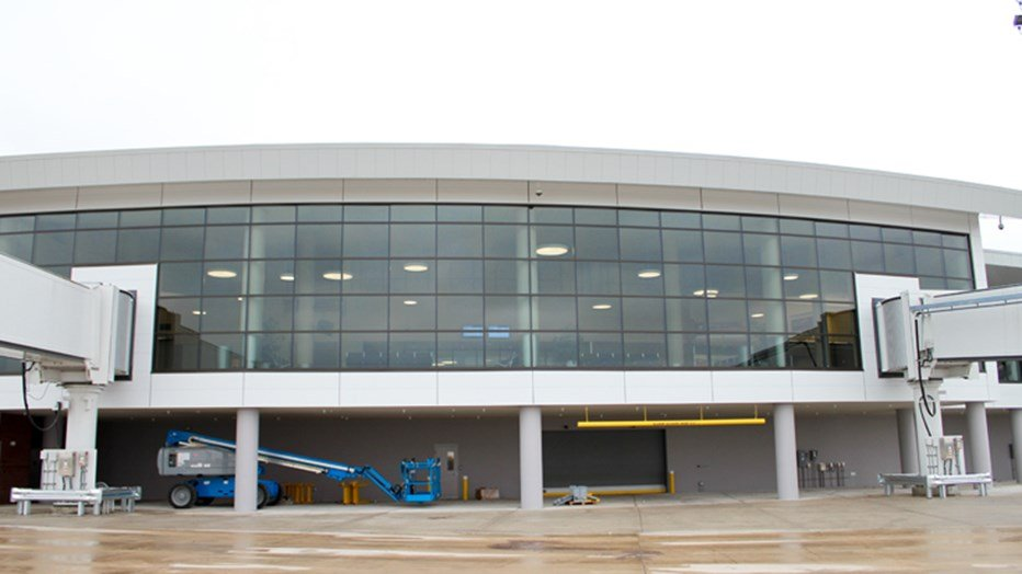 New Airport Terminal