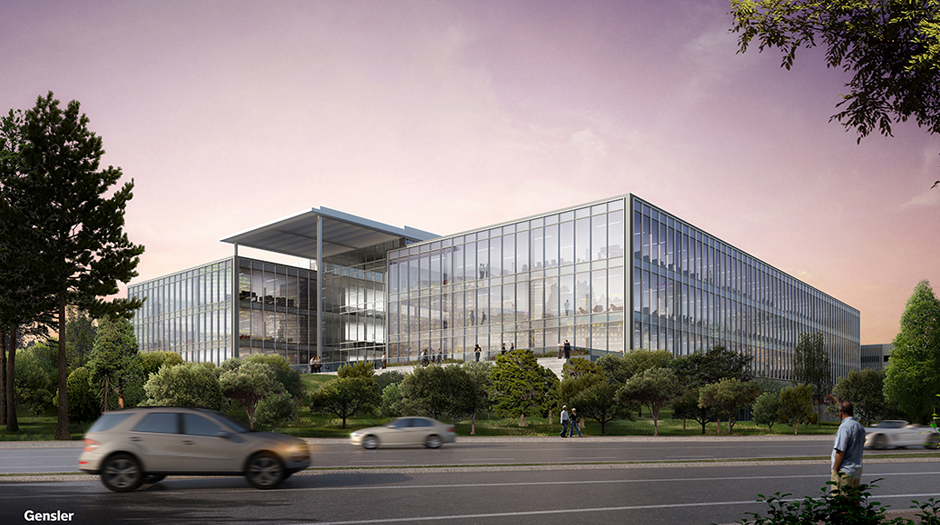 Wonderful Mercedes Benz USAu0027s Brand Is About Excellence And It Is Critical That Their  New Headquarters