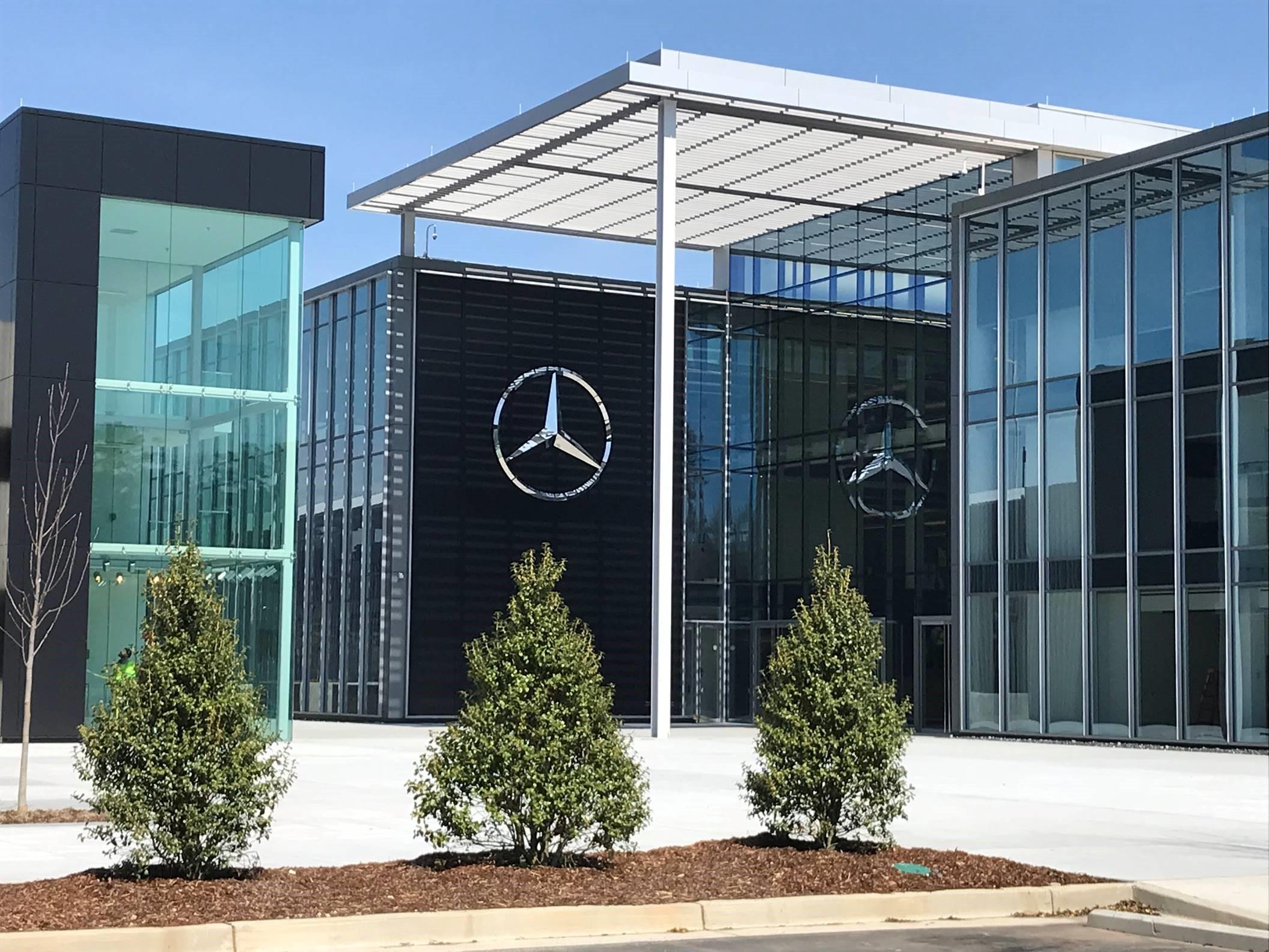 Mercedes Benz USA LLC, U.S. Headquarters