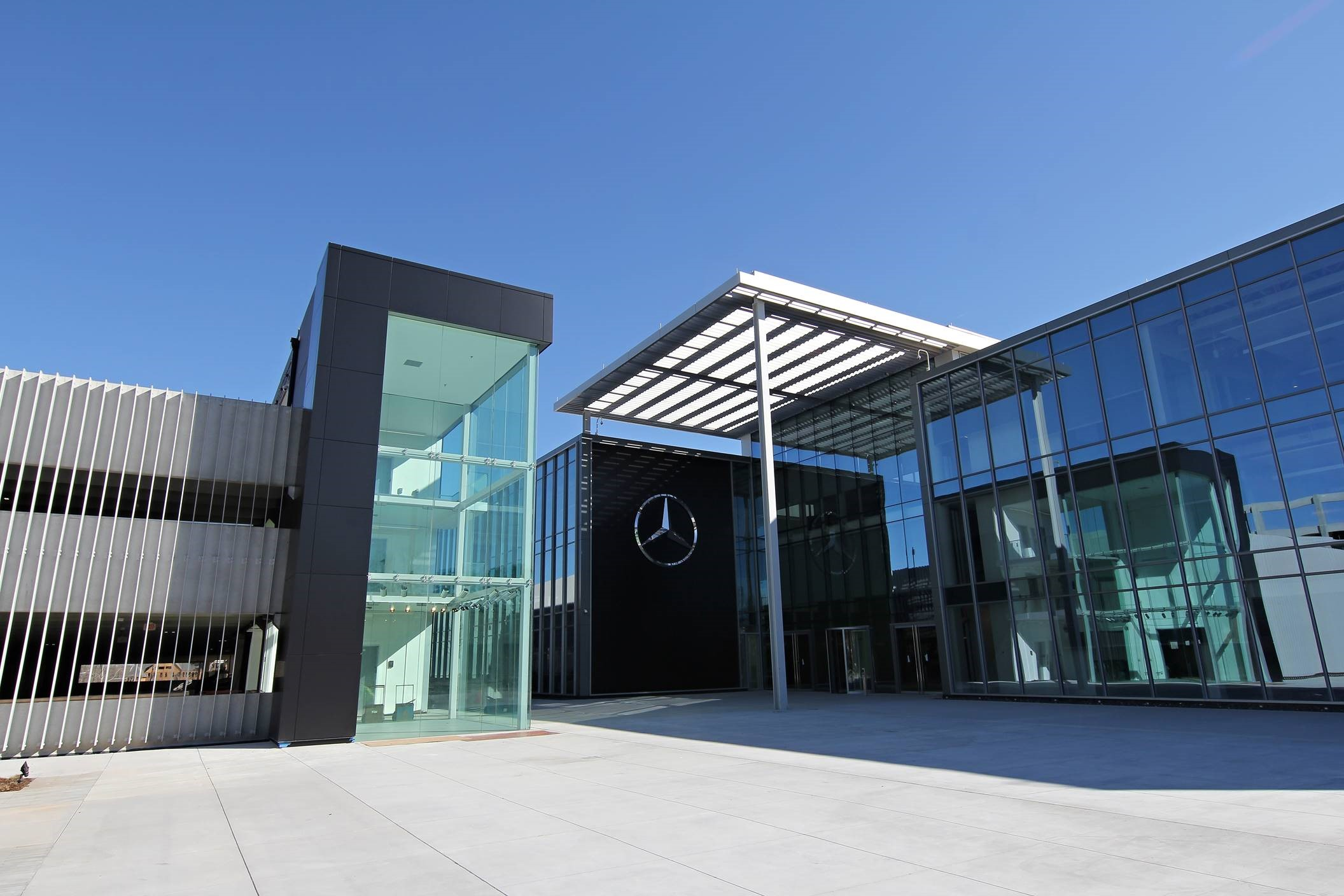 Mercedes Benz USAu0027s Brand Is About Excellence And It Is Critical That Their  New Headquarters