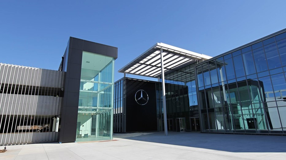 Mercedes-Benz USA's brand is about excellence and it was critical that their new headquarters in Atlanta lived up to this standard. Beyond our stringent quality control measures, we deployed our interior specialists to focus on every detail of the design execution to realize this goal.