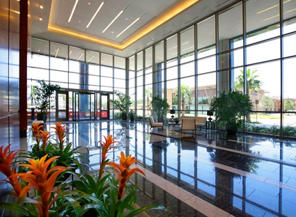 MetWest International and MetWest II Lobby