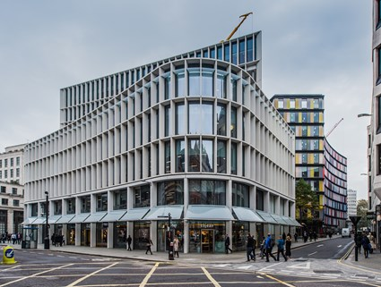 One and Two New Ludgate exterior