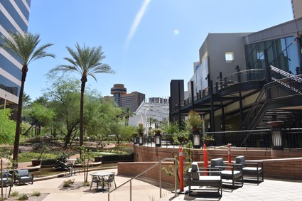 Parallel Capital Partners, Arizona Center Retail Refresh