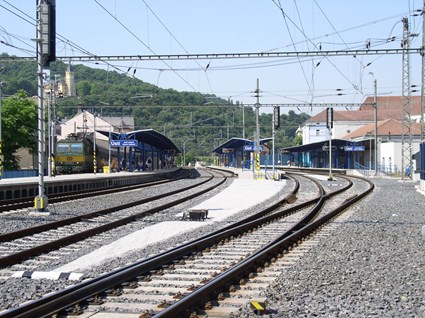railway station Usti nad Labem3