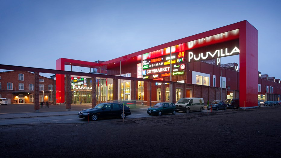 Shopping Center Puuvilla