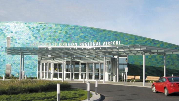 Image result for southwest oregon regional airport district
