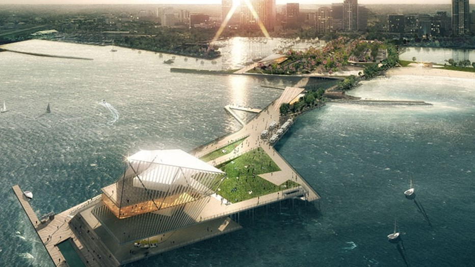 St. Petersburg Municipal Pier Replacement