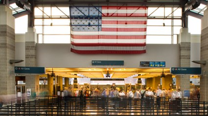 Hold Baggage Screening and Security Upgrades  (Photo credit: Jeff Adams)