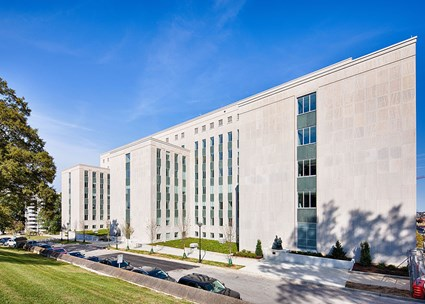 Tennessee Department of General Services, Cordell Hull State Office Building Renovation