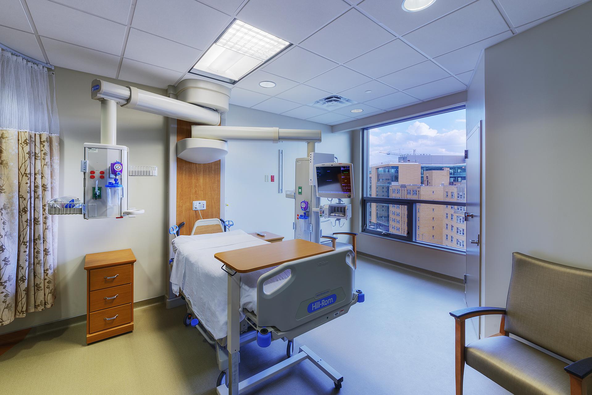 The George Washington University Hospital ICU Renovation wwwusa