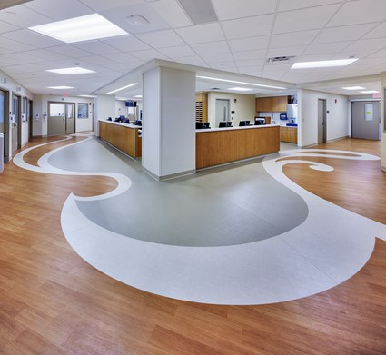 The George Washington University Hospital ICU Renovation