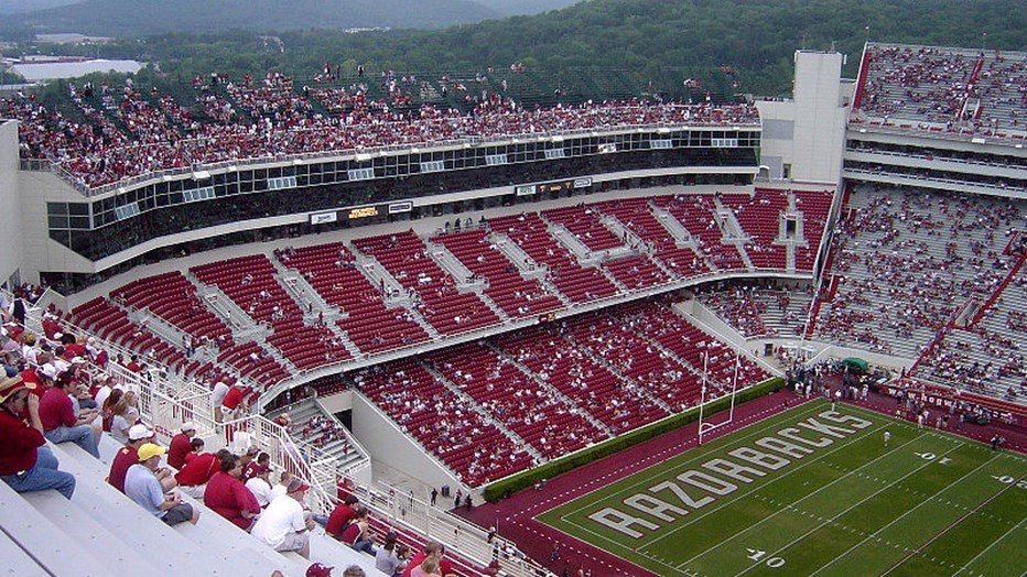 Donald W. Reynolds Razorback Stadium Expansion