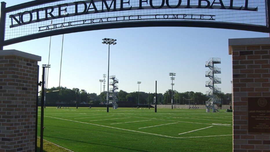 University of Notre Dame - Multi-Venue Sports Development