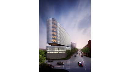 University of Virginia Health System, University Hospital Expansion (Photo credit: Perkins + Will)